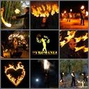 Огненно-пиротехническое шоу VORTEX